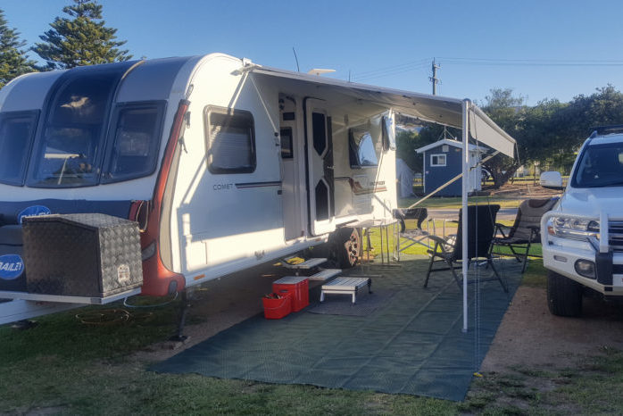 Our Tathra CP Site