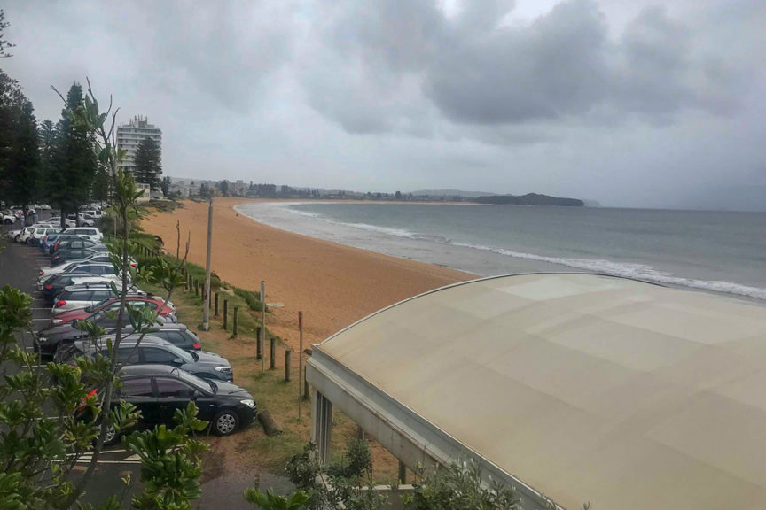 Lunch at The Collaroy