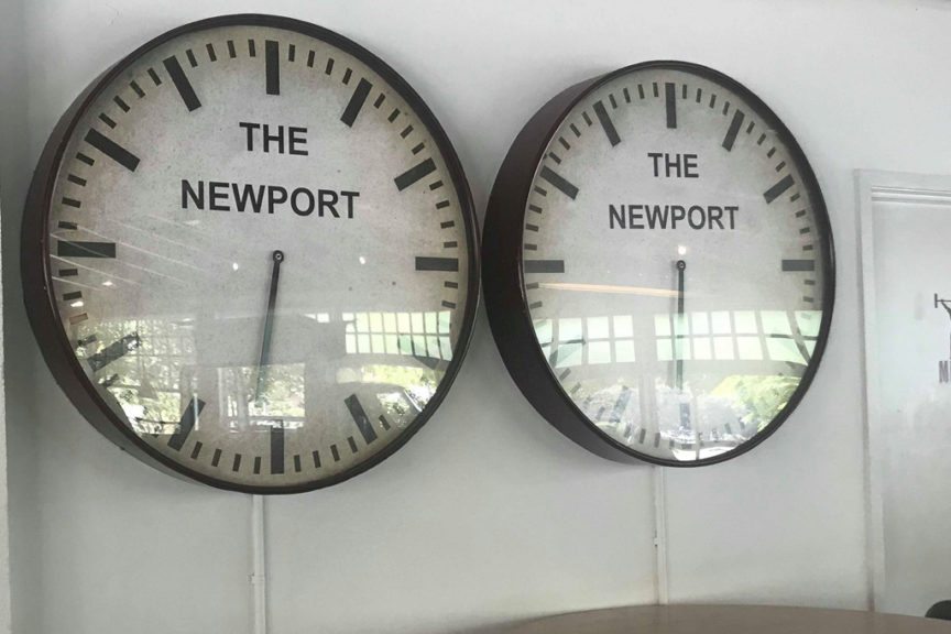 Lunch at The Newport