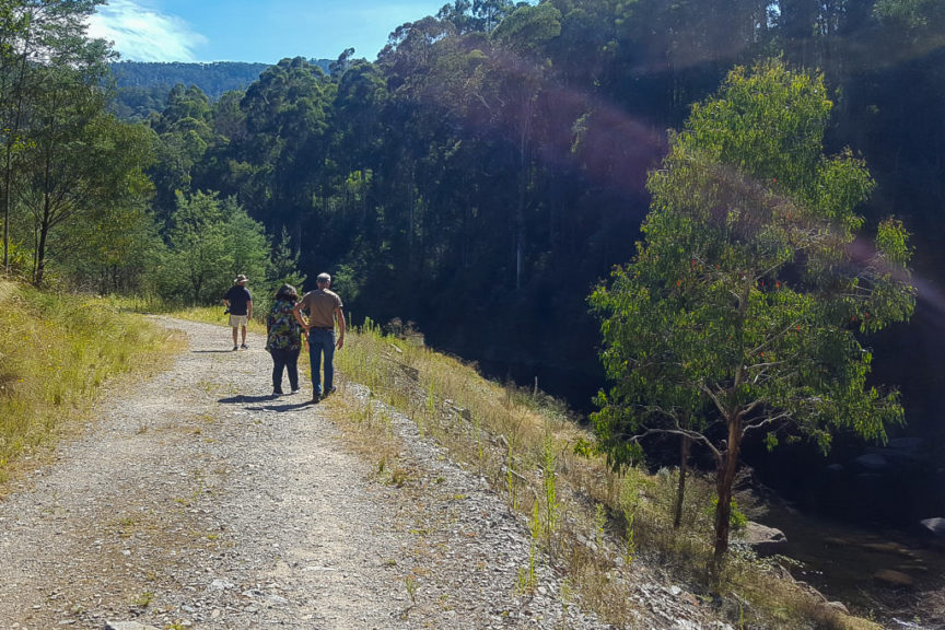 Rocky Valley Creek walk