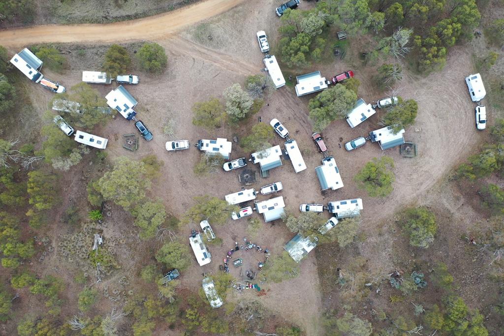 Victoria Falls (Cobungra) campsite