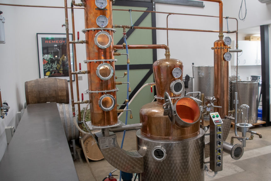 Reed & Co. Gin Distillery