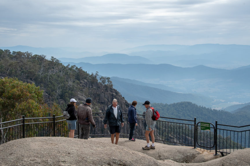 Mt Buffalo Lookout