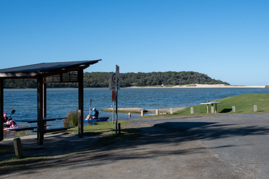 Lake Conjola boat ramp