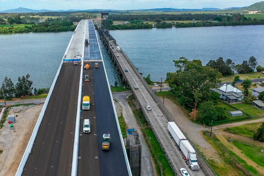 M1 Harwood Bridge