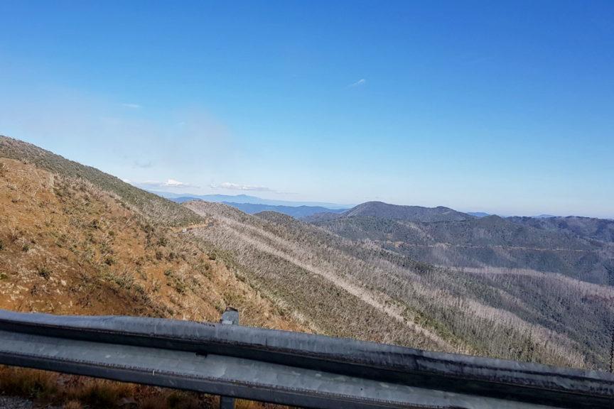 Amazing views of Alpine country