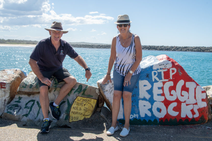 2019 Wombat Rock Art