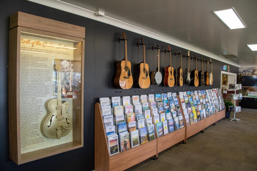 Tamworth visitor centre