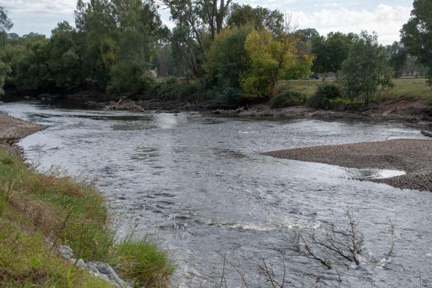 The Tumut River