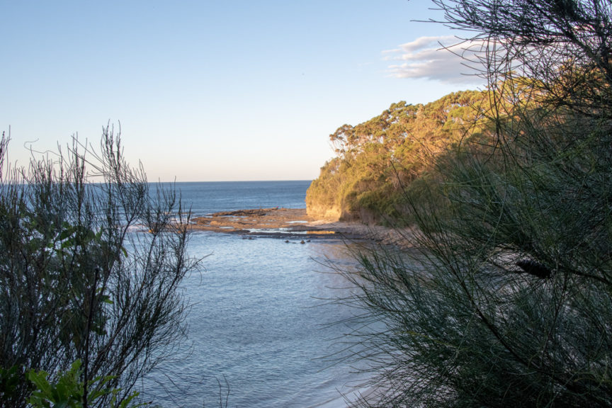 Lobster Jacks Beach Ulladulla