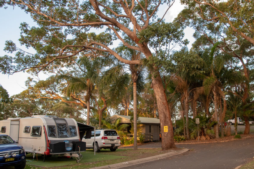Holiday Haven CP Ulladulla